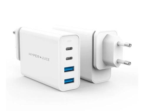 HyperJuice-4-port-100W-USB-C-Charger