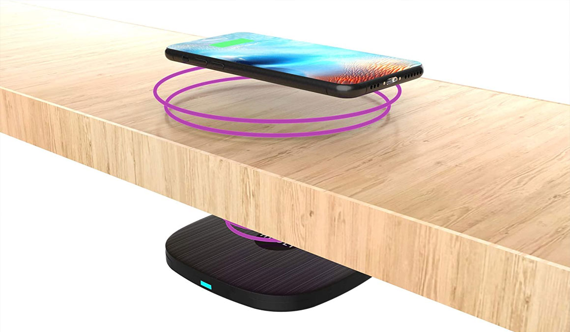 hudly-wireless-charger