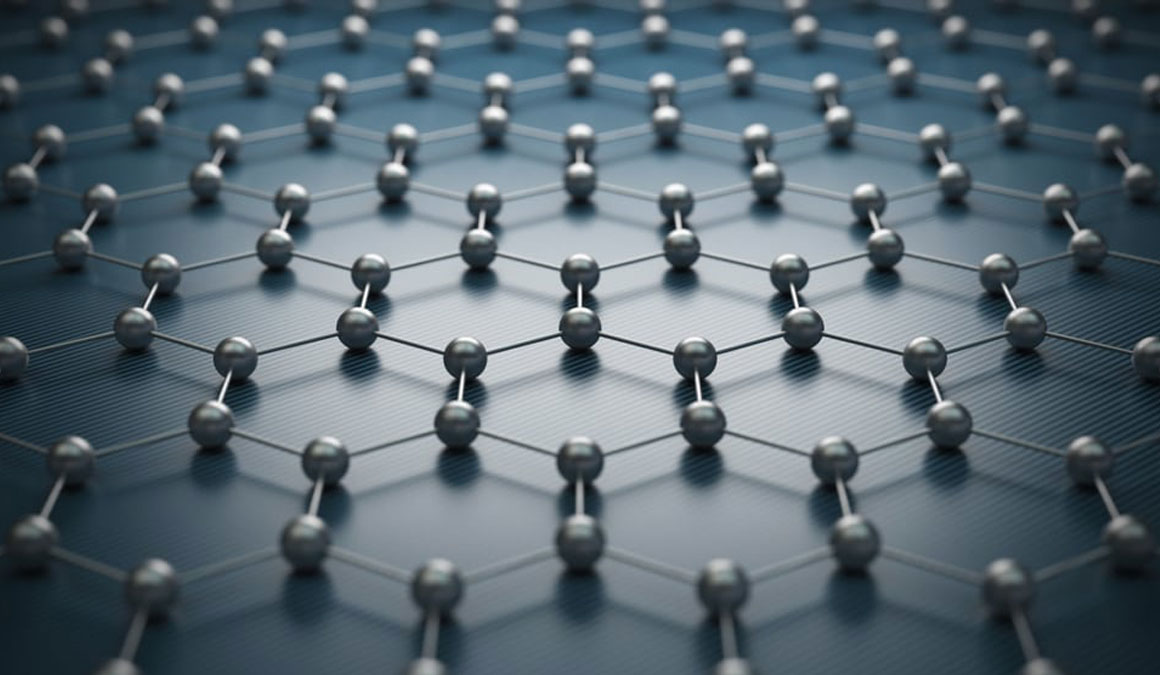 graphene layer structure