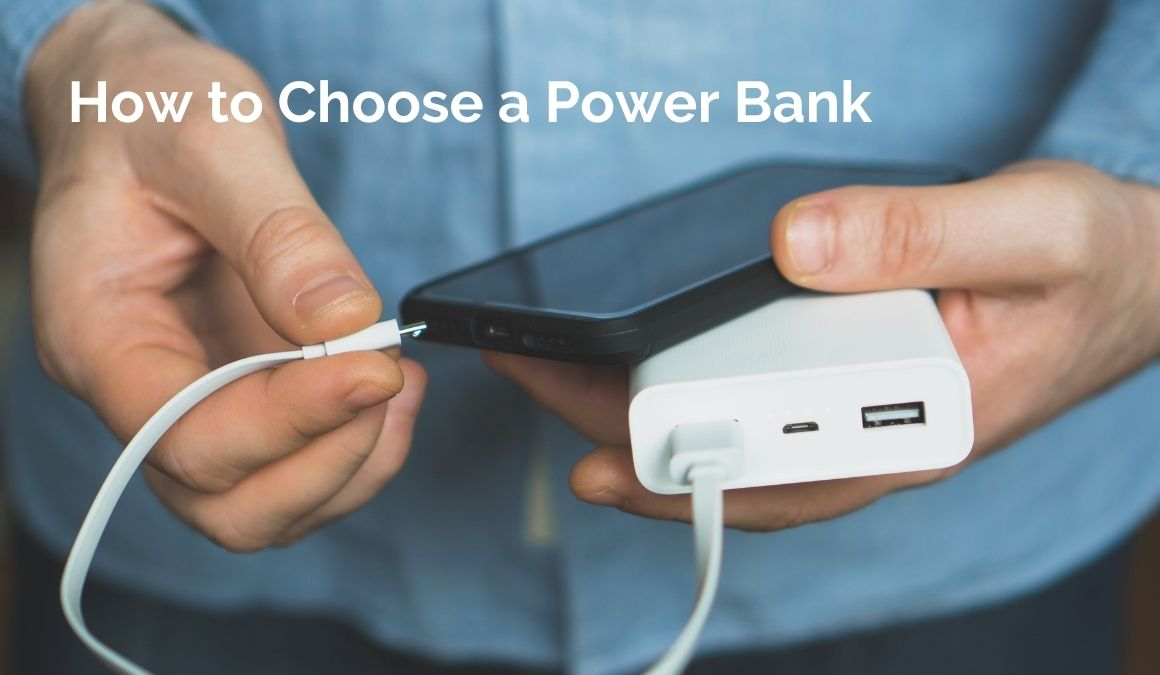 how to choose a power bank